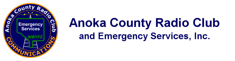 Anoka County Radio Club and Emergency Services, Inc.